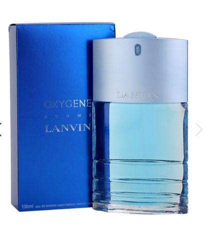 Lanvin Oxygene Homme edt 100ml natural spray NOWA!