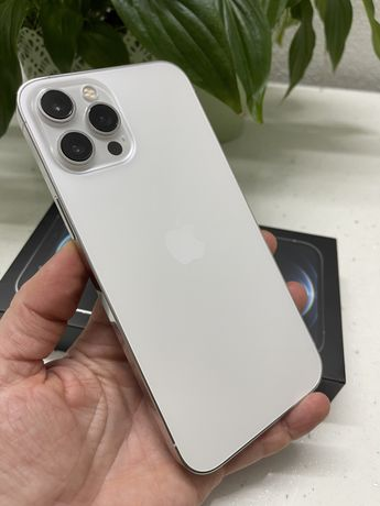 Iphone 12 Pro Max    256GB    Silver    2 anos garantia