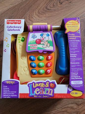 Sprzedam cyfrowy telefonik Fisher Price