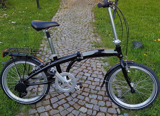 Rower CycleMaster - składak