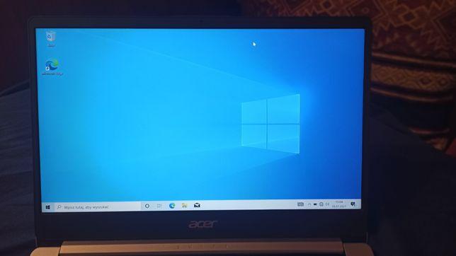Laptop Acer Swift 1 (Na Gwarancji) + ETUI