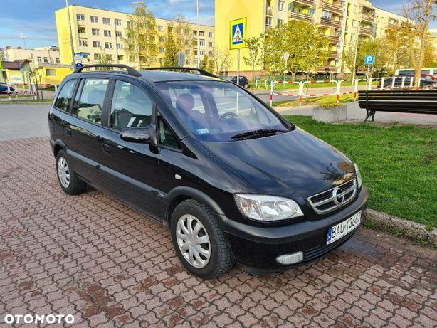 Opel Zafira Opel Zafira 2003 Elegance 2.0/102 KM II WŁAŚCICIEL!!