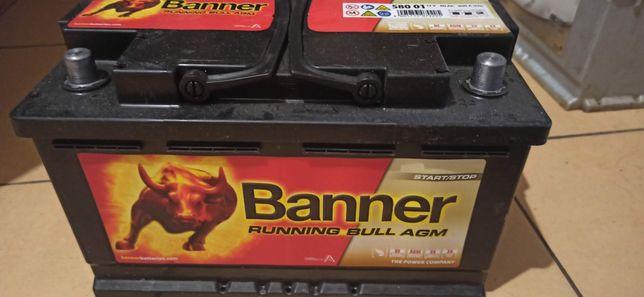 Akumulator Banner Running Bull AGM 12V 80Ah 800A