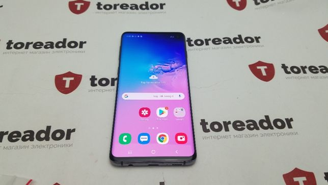 Samsung Galaxy S 10 128gb Prism Black 1 сім америка