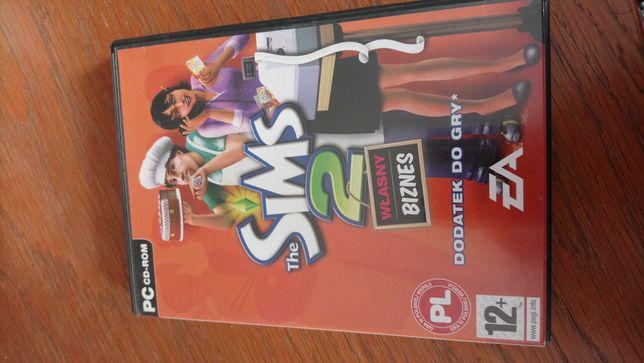 Simsy 2 własny biznes gra