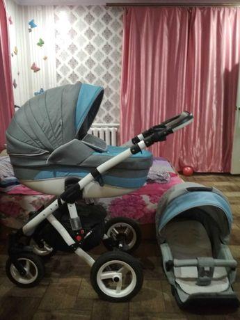 Дитяча коляска Adamex aspena 2 в 1