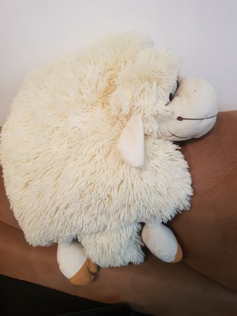 Duża owca / poduszka / zabawka jak nowa !!! Okazja !