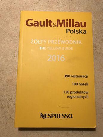 Przewodnik po restauracjach Gault&Millau 2016