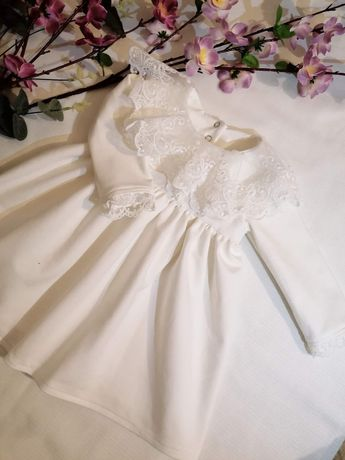 Sukieneczka do chrztu + dodatki!