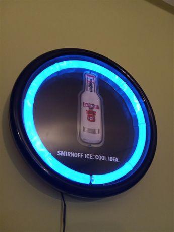 Neonowa reklama świetlna - Smirnoff Ice Cool