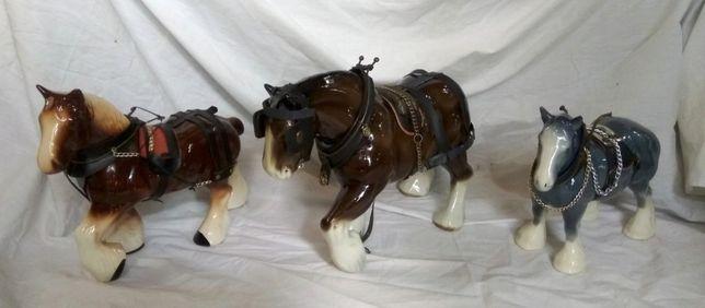 Cavalos Porcelana Ingleses