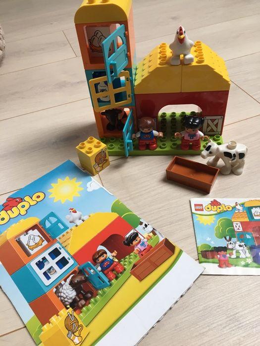 Lego Duplo 10617 Moja pierwsza farma Tarnowskie Góry - image 1