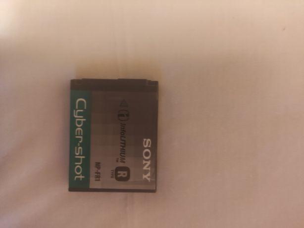 Bateria Sony Original NP FR1 Maq. Fotografica