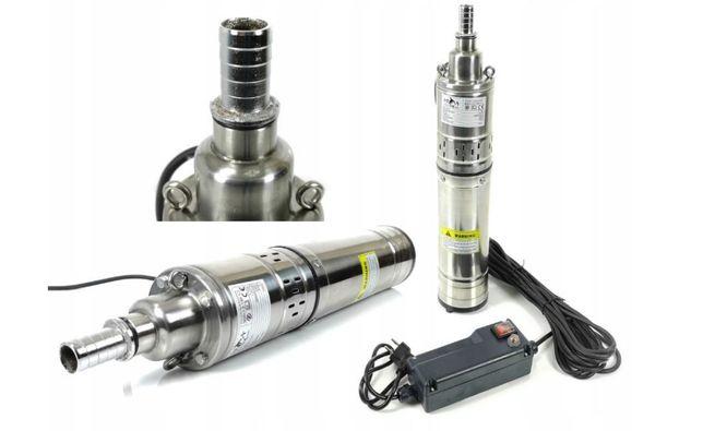 Pompa głębinowa śrubowa do wody studni 0,75 kw