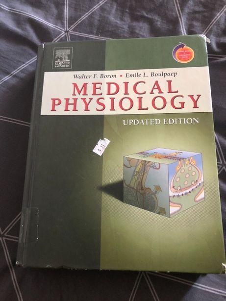 Boron Medical Physiology Versão em Inglês