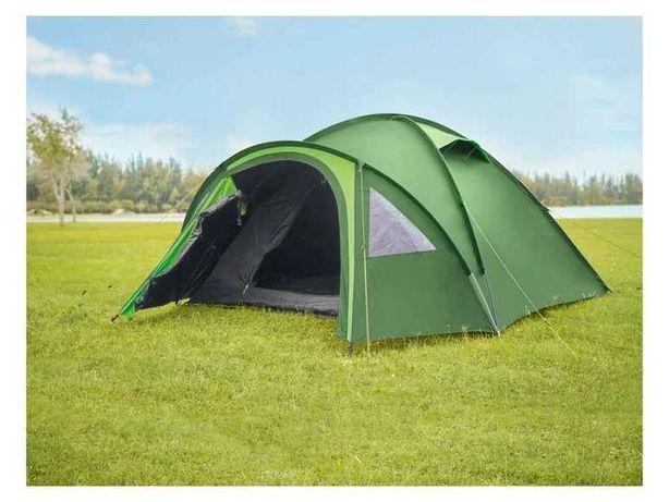 Палатка Германия двойная крыша.