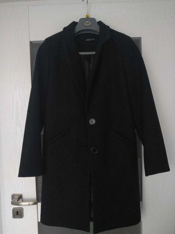 Płaszcz damski czarny nowy rozmiar L