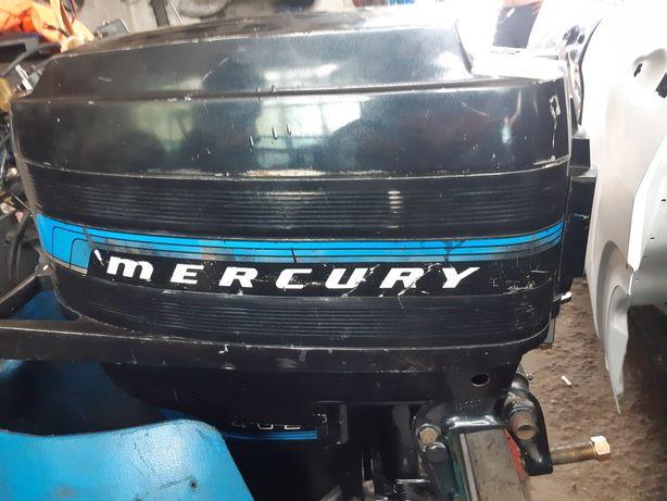 Mercury 40 2т.Мотор лодочный