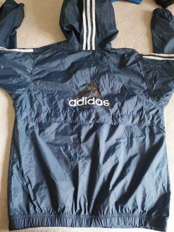 Adidas kurtka sportowa cienka rozmiar L (16-17lat)