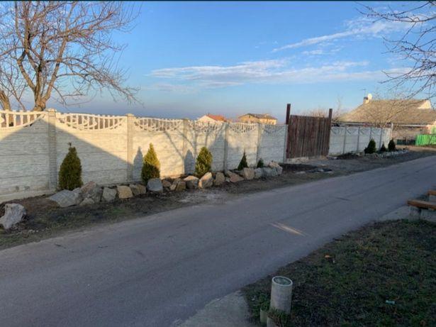 Продам участок с видом на Днепр в центре Старых Кодак