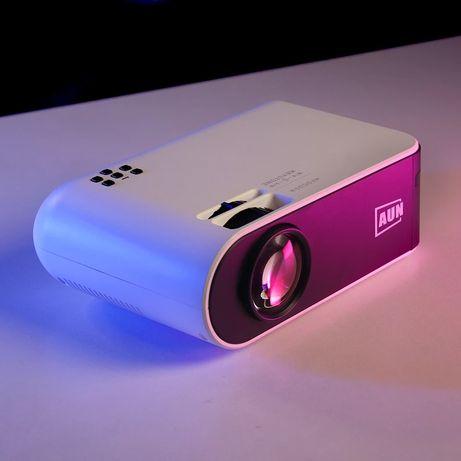 Projektor 2400 Lumenów Android