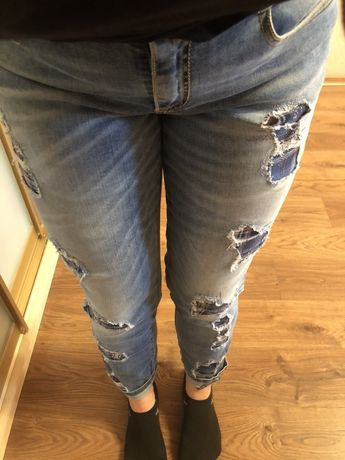 джинсы ermanno scervino