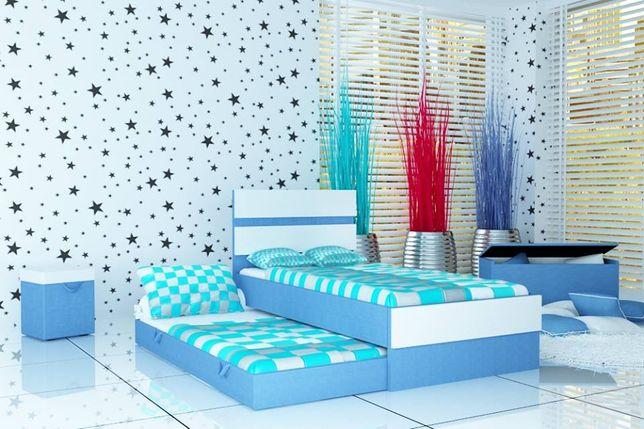 Łóżko piętrowe dla dzieci i młodzieży, 3 wymiary, raty,
