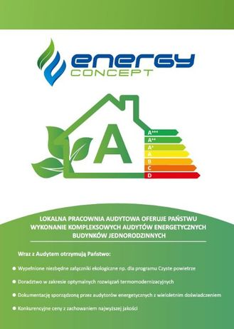 """Program """"Czyste Powietrze"""", Doradztwo, Audyt Energetyczny"""