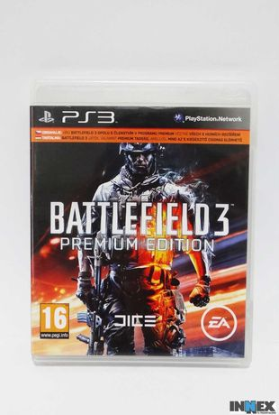 Gra PS3 Battlefield 3:  Premium Edition