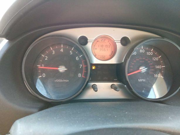Nissan Qashqai 2.0 benzyna Anglik