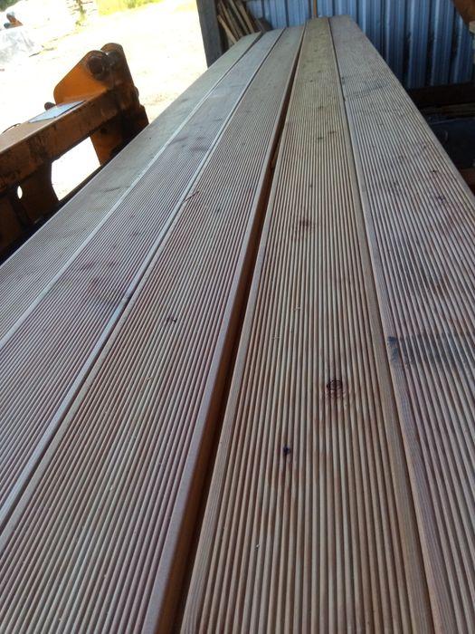 Deska tarasowa modrzew syberyjski Szalowa deska podłogowa Pułtusk - image 1