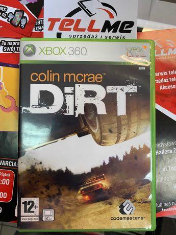 COLIN MCRAE: Dirt - Xbox 360