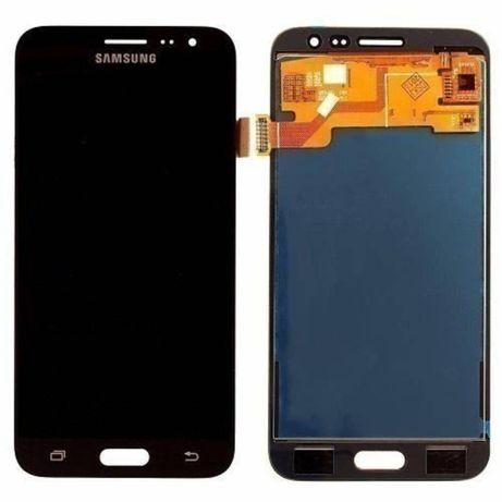 Ecrã Lcd Touch Screen Samsung Galaxy J3 2016 J320 Preto/Dourado