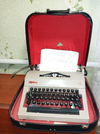Продам печатную машину Ортех