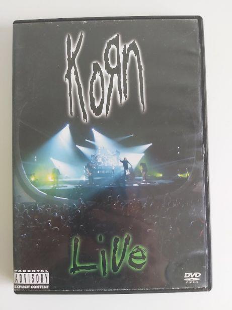 korn DVD - Live at Hammerstein(2002)