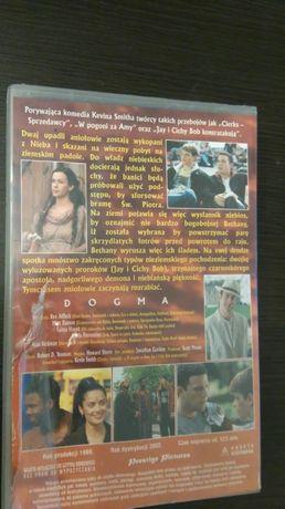 Film: Dogma (1999) kaseta wideo VHS fantasy komedia