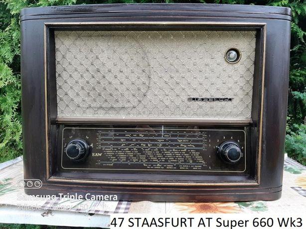 Stare radio STRAASFURT AT-Super 660Wk3