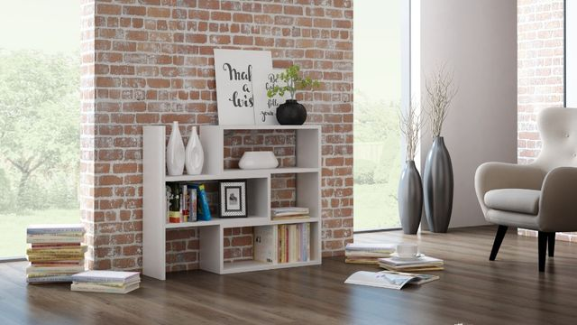 Regał Irys rozsuwany na zabawki książki biuro gabinet pokój dziecięcy