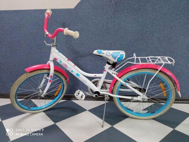 Sprzedam Rower na kołach 20.