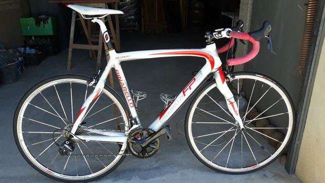 Bicicleta Pinarello FP3 carbono.