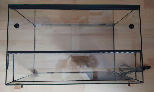 Terrarium szklane