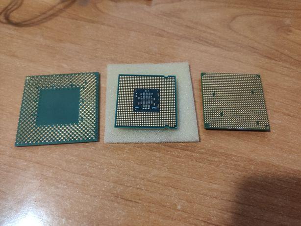 Процессы Intel Core 2 duo e4500, AMD Athlone 64 3000, AMD Semprone
