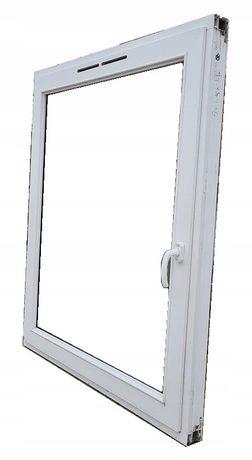 okna kacprzak okno pcv 118x136 używane z demontażu