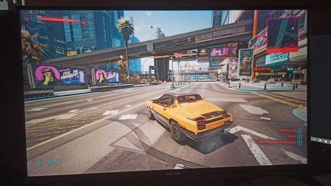 Ігровий Монітор 2K/QUAD HD-180ГЦ-sRGB-QUBE Overlord P27Q180