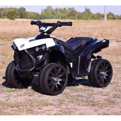 Auto samochód QUAD na akumulator dla dzieci buggy motor traktor