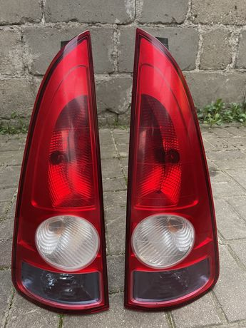 Lampy tył Renault Espace IV 2002r.