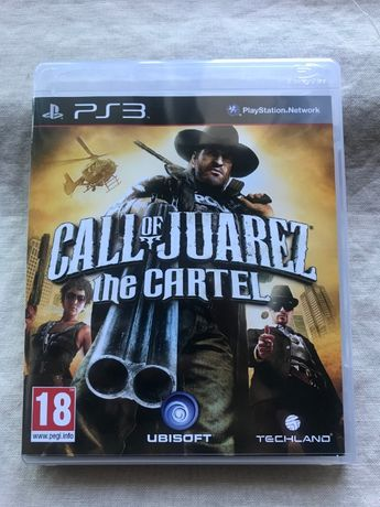 "Jogo PS3 - ""Call of Juarez: The Cartel"""