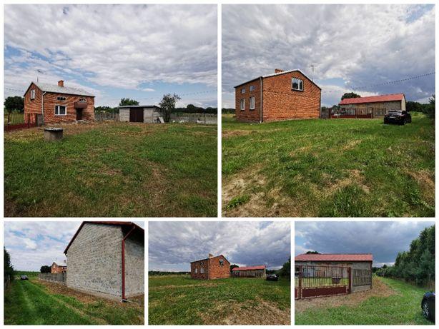 Dom na wsi wraz z działkami