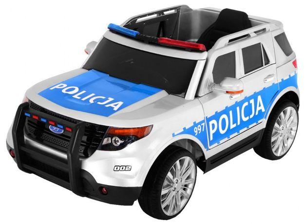 Super Pojazd na akumulator Polska Policja Full opcja Promocja!!!