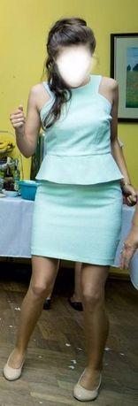 Sukienka Mohito baskinka r.38